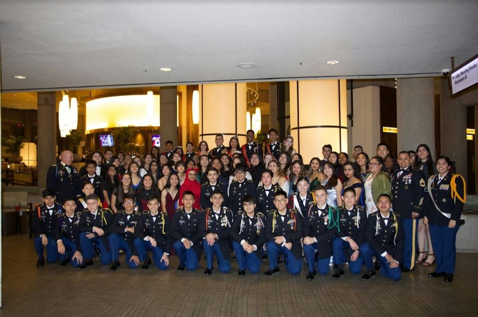 All-City JROTC Military Ball 2019-2020