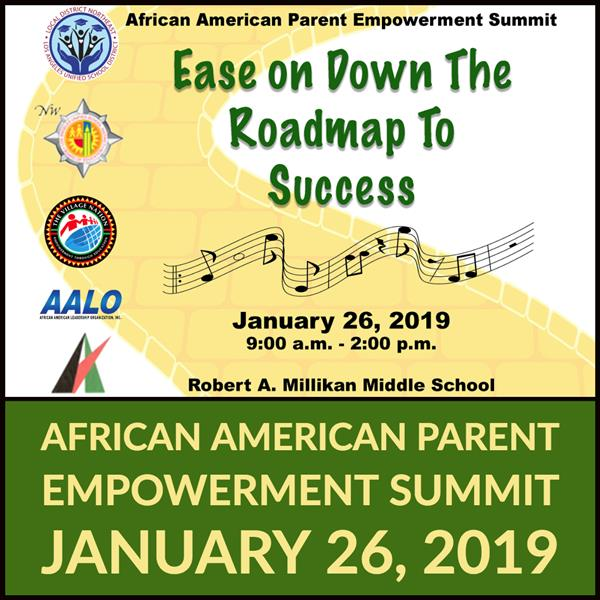 African American Parent Empowerment Summit