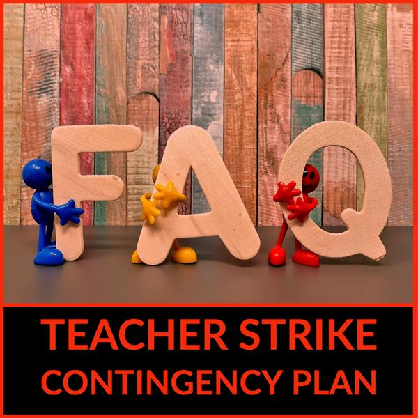 2018-19 UTLA TEACHER STRIKE CONTINGENCY PLAN