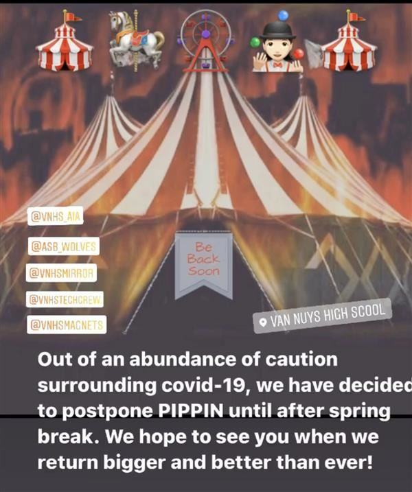 Pippin is Postponed